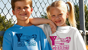 Screen Printed tee shirts for kids!